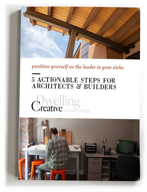 Marketing Ideas for Builders and Architects Book Cover
