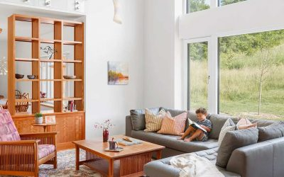 Net Zero Homes And Passive House Building From Custom Home Builder Colin Lindberg